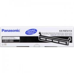 PANASONIC TONER NERO KX-FAT411X KX-FAT411E 2000 COPIE  ORIGINALE