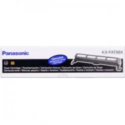 PANASONIC TONER NERO KX-FAT88X  2000 COPIE  ORIGINALE