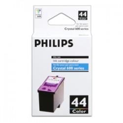 PHILIPS CARTUCCIA D\'INCHIOSTRO DIFFERENTI COLORI PFA-544 NO.44 ~500 COPIE