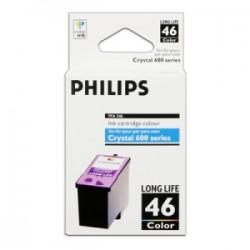PHILIPS CARTUCCIA D\'INCHIOSTRO DIFFERENTI COLORI PFA-546 NO.46 XL ~950 XL