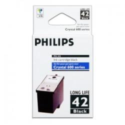 PHILIPS CARTUCCIA D\'INCHIOSTRO NERO PFA-542 NO.42 ~950 XL