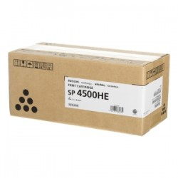 RICOH TONER NERO 407318 SP 4500HE 12000 COPIE  ORIGINALE