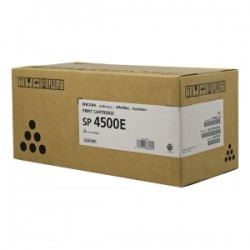 RICOH TONER NERO 407340 SP 4500E 6000 COPIE  ORIGINALE