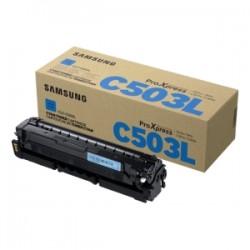 SAMSUNG TONER CIANO CLT-C503L SU014A 5000 COPIE  ORIGINALE