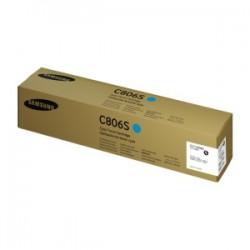 SAMSUNG TONER CIANO CLT-C806S SS553A 30000 COPIE  ORIGINALE