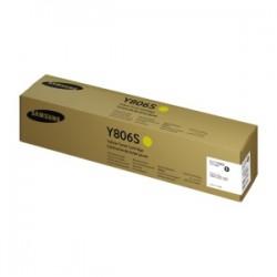 SAMSUNG TONER GIALLO CLT-Y806S SS728A 30000 COPIE  ORIGINALE