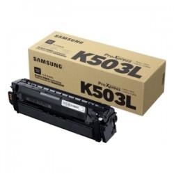 SAMSUNG TONER NERO CLT-K503L SU147A 8000 COPIE  ORIGINALE