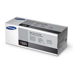 SAMSUNG TONER NERO CLT-K504S SU158A 2500 COPIE  ORIGINALE