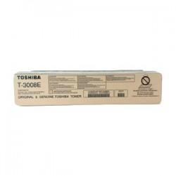 TOSHIBA TONER NERO T-3008E 6AJ00000151 43900 COPIE ORIGINALE