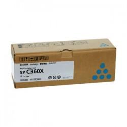 RICOH TONER CIANO 408251 SP C360XC 9000 COPIE  ORIGINALE