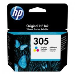 HP CARTUCCIA D\'INCHIOSTRO DIFFERENTI COLORI 3YM60AE 305 100 COPIE  ORIGINALE