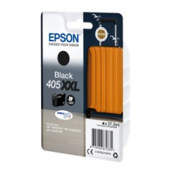 EPSON CARTUCCIA D\'INCHIOSTRO NERO C13T02J14020 405 XXL 2200 COPIE 37.2ML  ORIGINALE