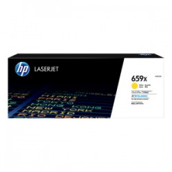 HP TONER GIALLO W2012X 659X 29000 COPIE  ORIGINALE