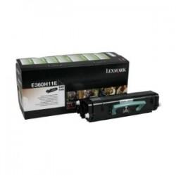 LEXMARK TONER NERO E360H31E 9000 COPIE ORIGINALE