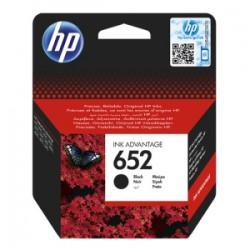 HP CARTUCCIA D\'INCHIOSTRO NERO F6V25AE 652 360 COPIE ORIGINALE