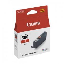 CANON CARTUCCIA D\'INCHIOSTRO ROSSO PFI-300R 4199C001 14ML ORIGINALE