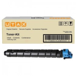 UTAX TONER CIANO CK-8531C 1T02XDCUT0 20000 COPIE ORIGINALE