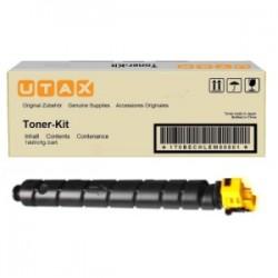 UTAX TONER GIALLO CK-8531Y 1T02XDAUT0 20000 COPIE ORIGINALE