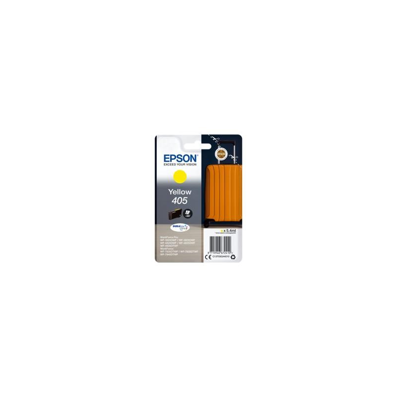 EPSON CARTUCCIA D\'INCHIOSTRO GIALLO C13T05G44010 405 300 COPIE 5,4ML ORIGINALE