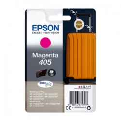 EPSON CARTUCCIA D\'INCHIOSTRO MAGENTA C13T05G34010 405 300 COPIE 5,4ML ORIGINALE