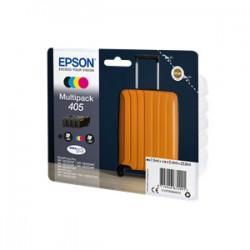 EPSON MULTIPACK NERO / CIANO / MAGENTA / GIALLO C13T05G64010 405 ORIGINALE