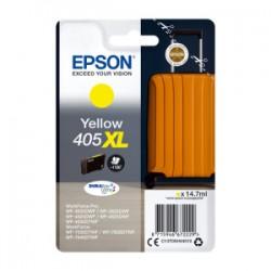 EPSON CARTUCCIA D\'INCHIOSTRO GIALLO C13T05H44010 405 XL 1100 COPIE 14,7ML ORIGINALE